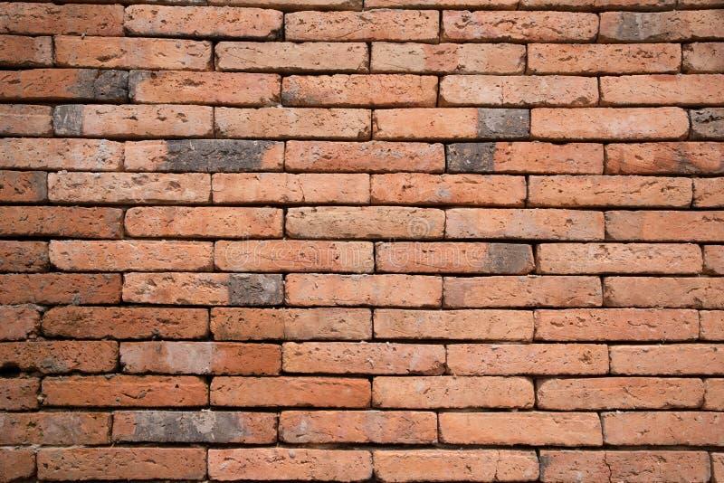 Priorità bassa di struttura del muro di mattoni illustrazione di stock