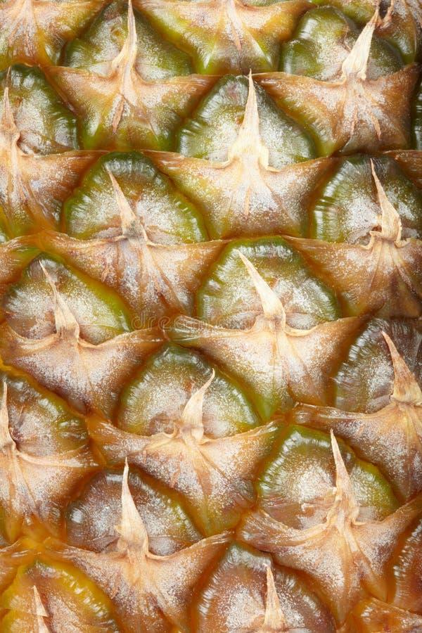 Priorità bassa di struttura dell'ananas immagini stock