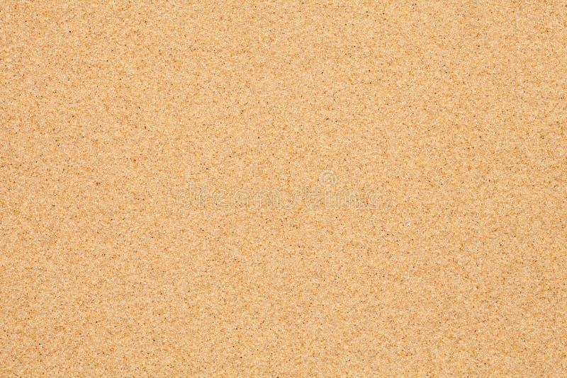 Priorità bassa di struttura della spiaggia della sabbia fotografie stock libere da diritti
