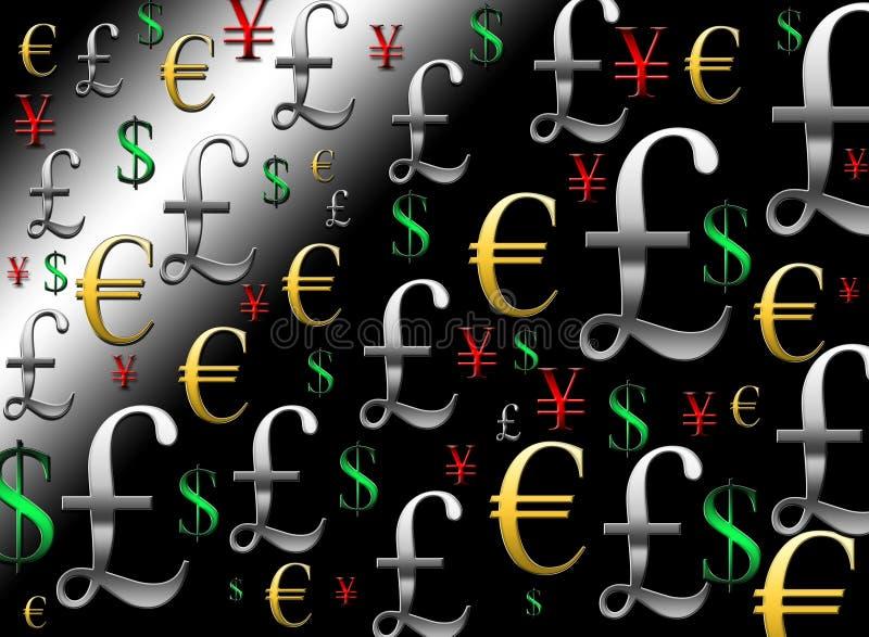 Download Priorità bassa di valuta illustrazione di stock. Illustrazione di libbre - 3876835