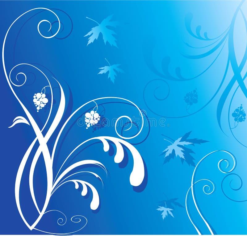 Download Priorità bassa floreale illustrazione vettoriale. Illustrazione di flora - 3149350