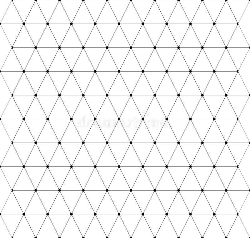Priorità bassa geometrica senza giunte royalty illustrazione gratis