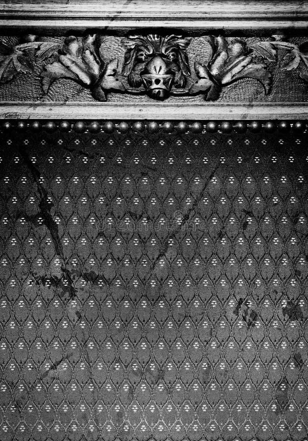 Priorità bassa gotica fotografia stock libera da diritti