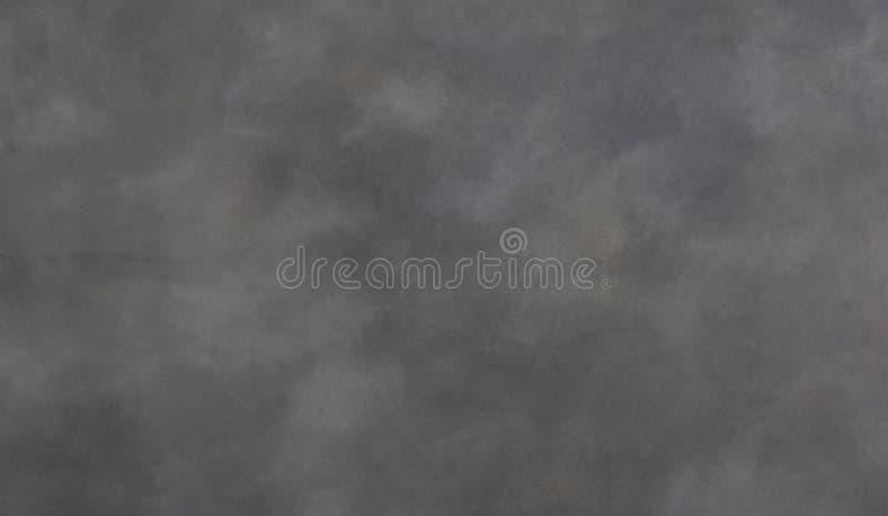 Priorità bassa grigia della tela di canapa fotografia stock