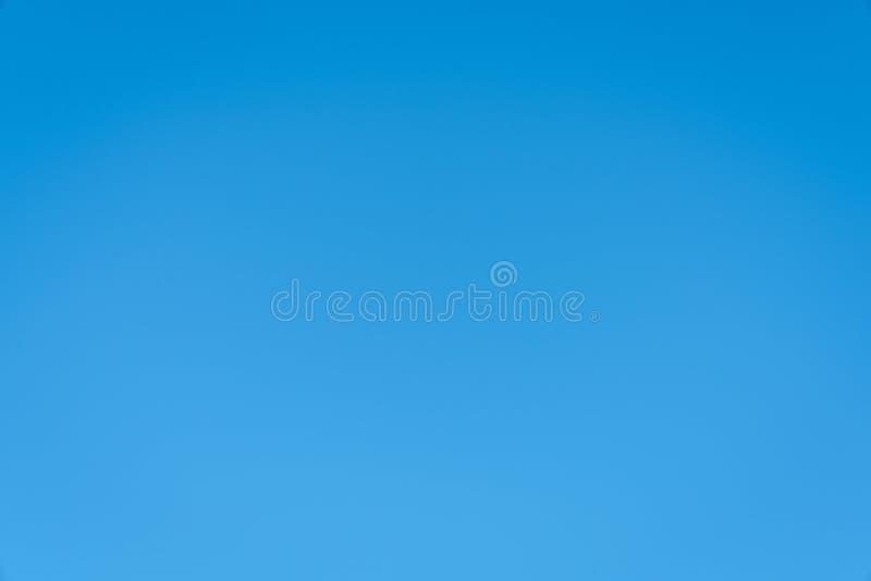 Priorità bassa libera del cielo blu fotografia stock libera da diritti