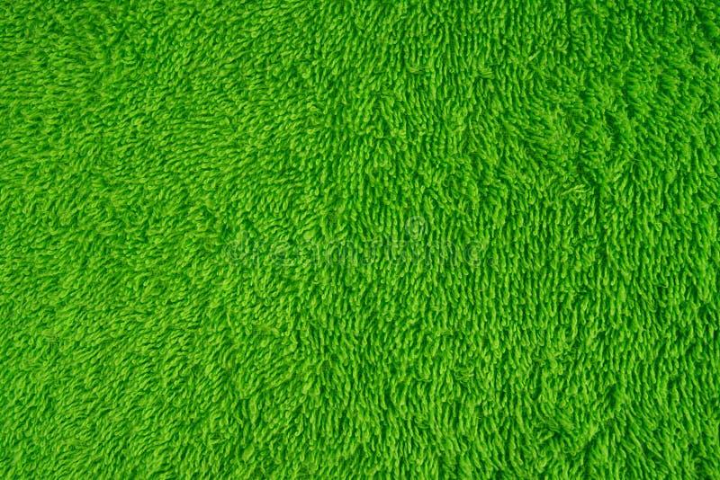 Priorità bassa molle verde fotografie stock