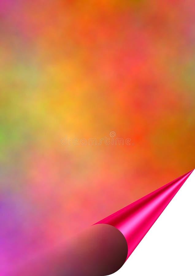 Priorità bassa multicolore illustrazione vettoriale