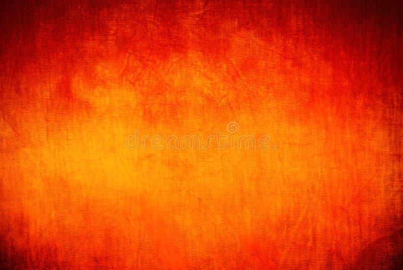 Priorità bassa rossa, arancione, gialla fotografia stock libera da diritti