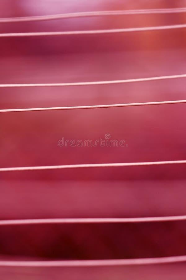 Priorità bassa rossa astratta immagini stock libere da diritti