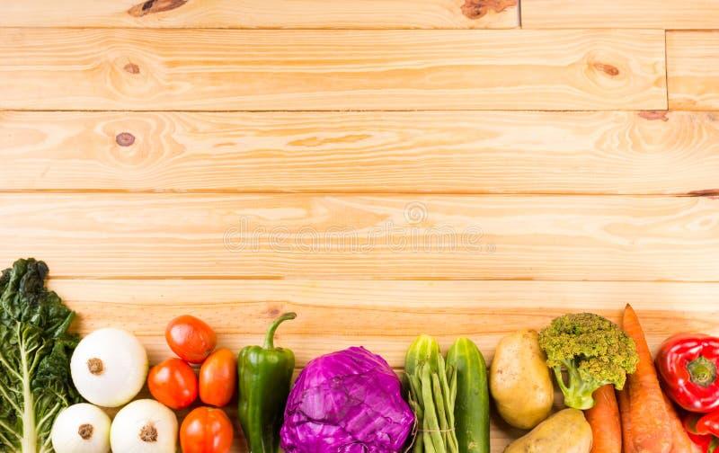 Priorità bassa sana dell'alimento fotografia stock