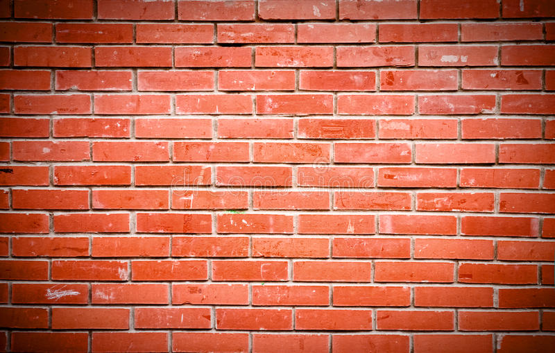 Priorità bassa sporca del muro di mattoni di Grunge fotografia stock libera da diritti