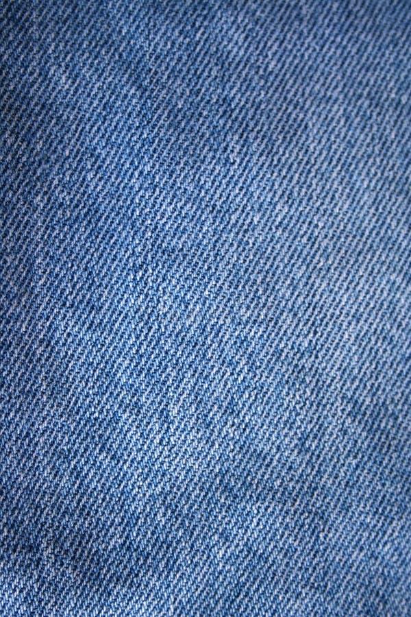Priorità bassa strutturata delle blue jeans immagine stock