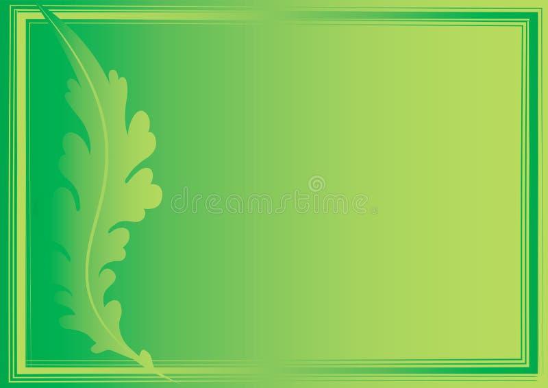 Priorità Bassa Verde Fotografia Stock Libera da Diritti