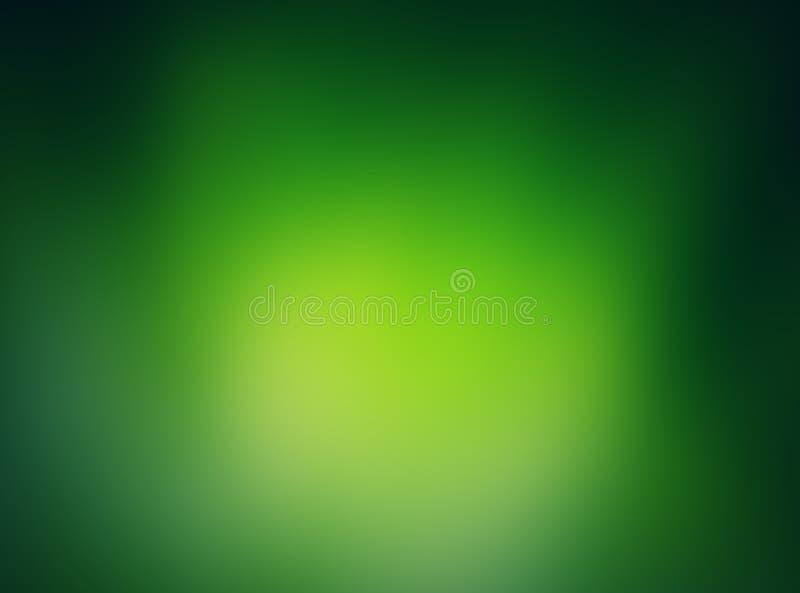 Priorità bassa verde astratta immagine stock libera da diritti