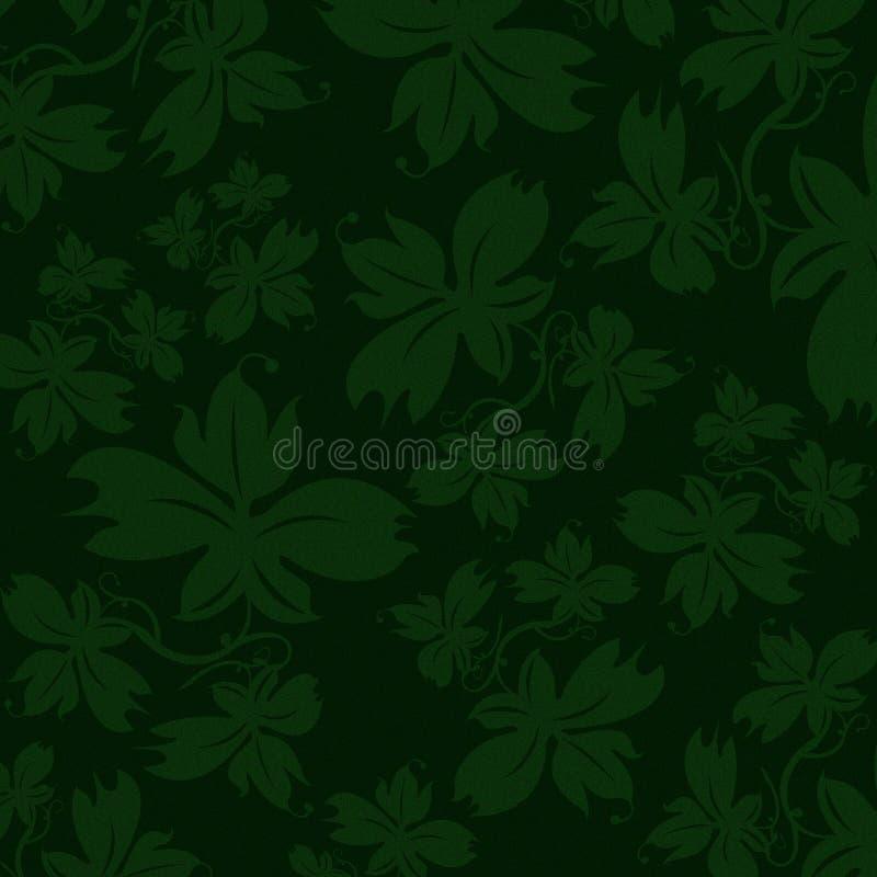 Priorità bassa verde dell'edera fotografie stock