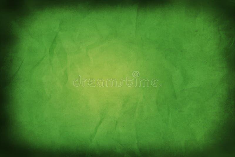 Priorità bassa verde di Grunge immagini stock libere da diritti