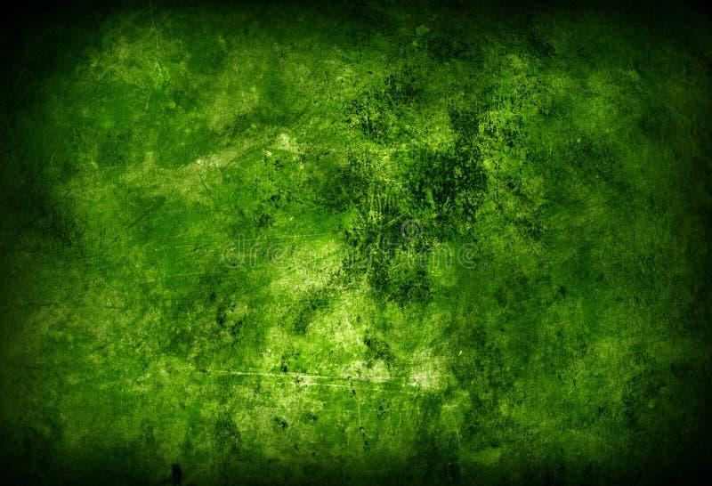 Priorità bassa verde di struttura illustrazione vettoriale