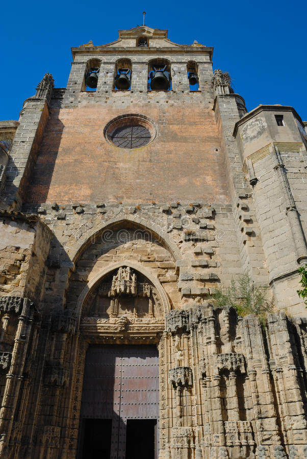 Download Priory church stock image. Image of bell, andalusian - 25766365