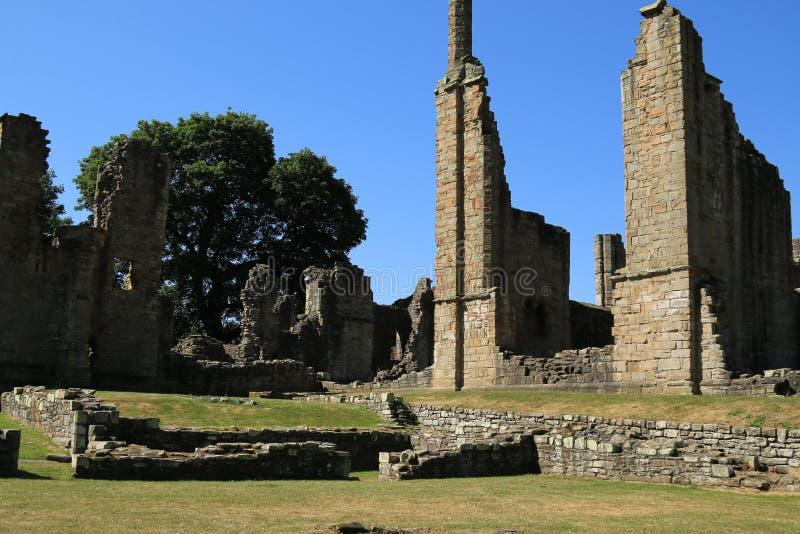 Priory ruiny zdjęcia stock