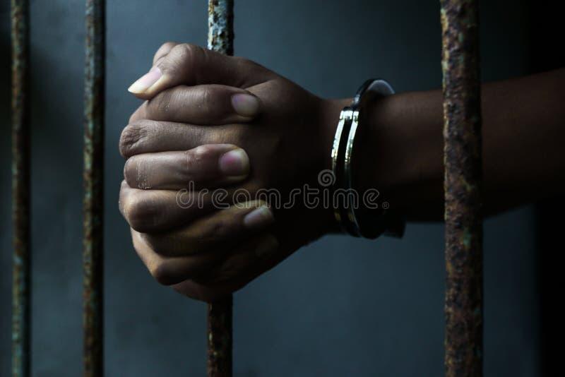 prisão imagem de stock