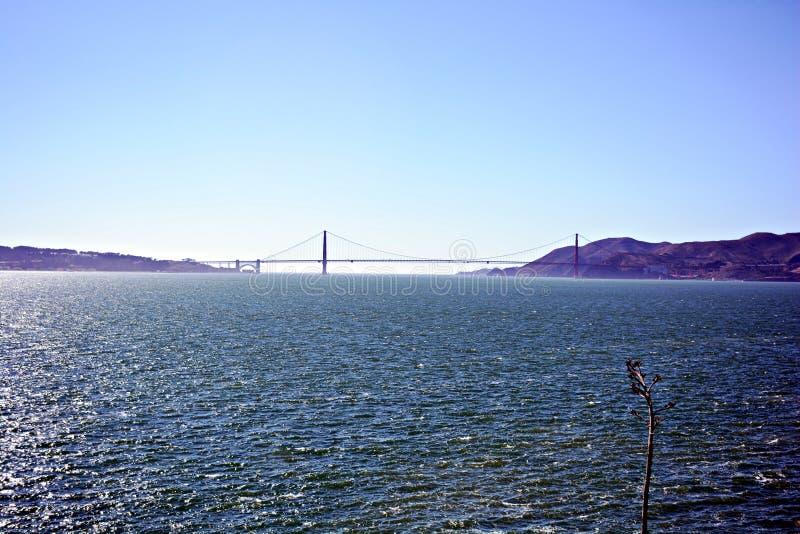 Prisão de Alcatraz, EUA foto de stock
