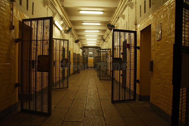 Prisão de Victoria foto de stock