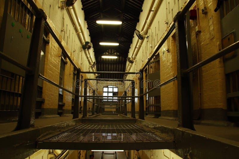 Prisão de Victoria fotos de stock