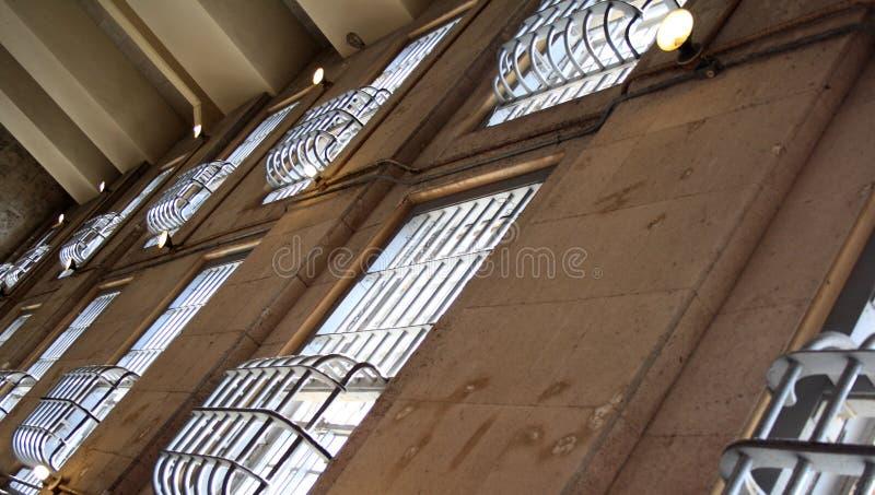 Prisão Windows foto de stock