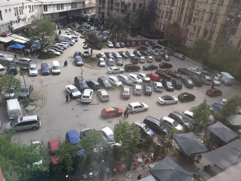 Prishtina immagine stock libera da diritti