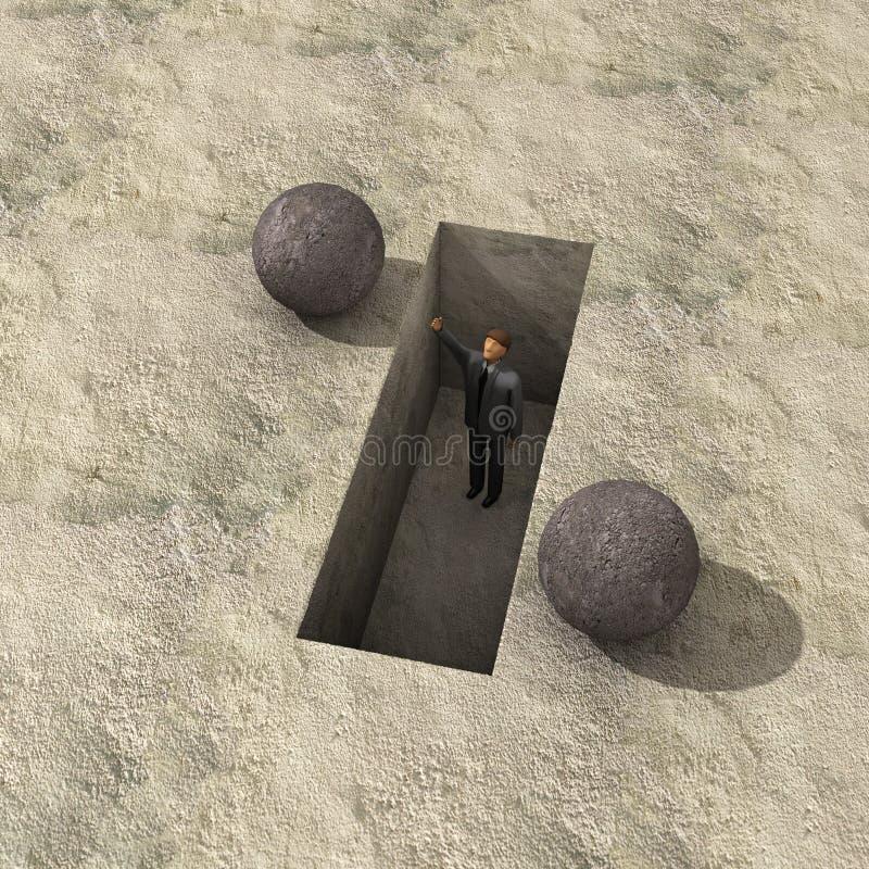 Prisión del deudor libre illustration