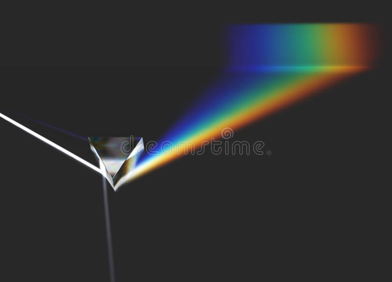 Download Prism Optical Rainbow Light Ray Spectrum Stock Illustration - Illustration of clear, concept: 12898274