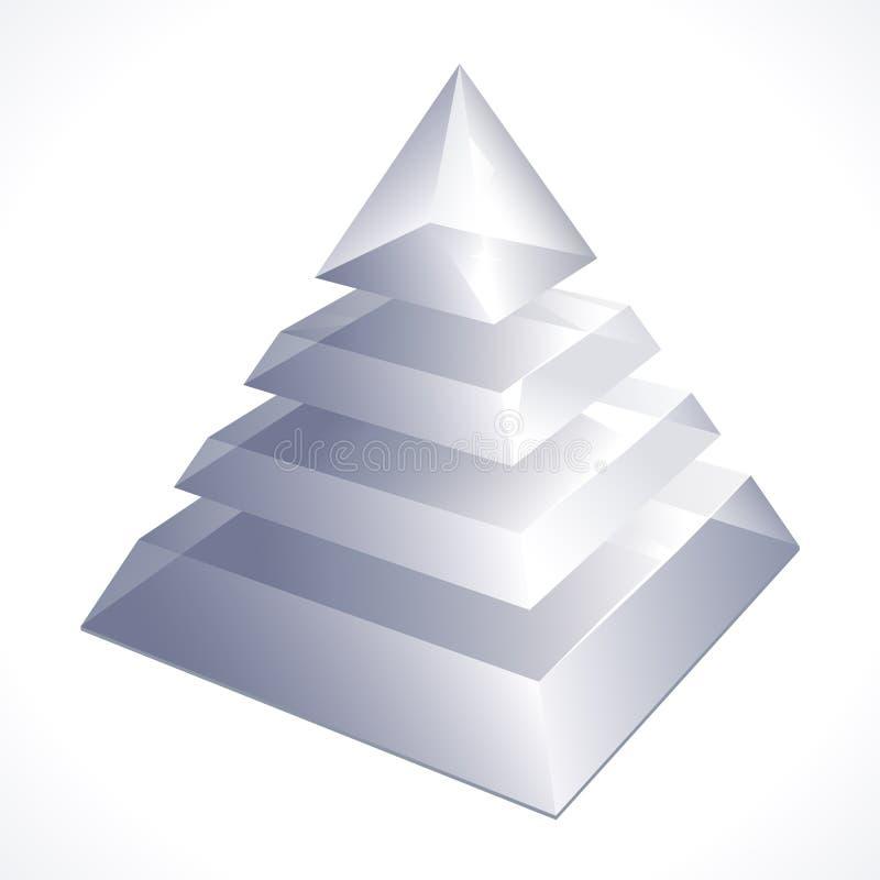 Prisma ilustración del vector