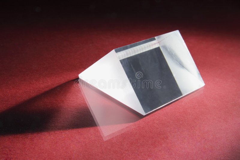 Prisma lizenzfreies stockfoto