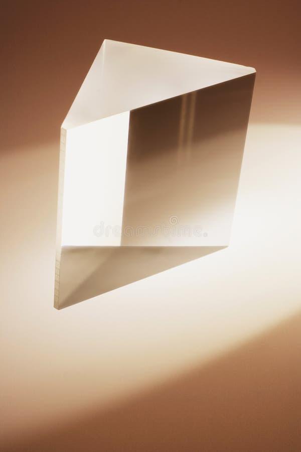 Prisma de vidro fotografia de stock royalty free
