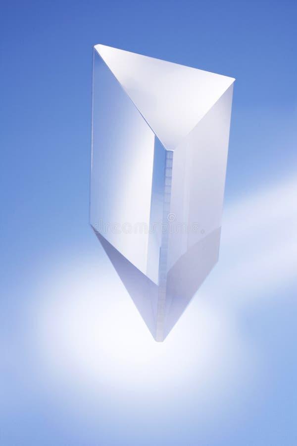 Prisma de vidro imagem de stock royalty free