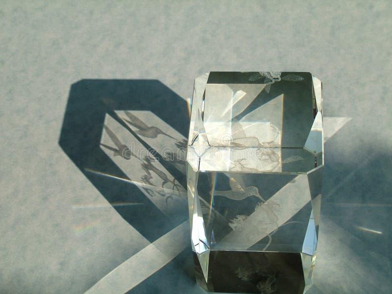 Prisma-Illusionen lizenzfreie stockfotografie
