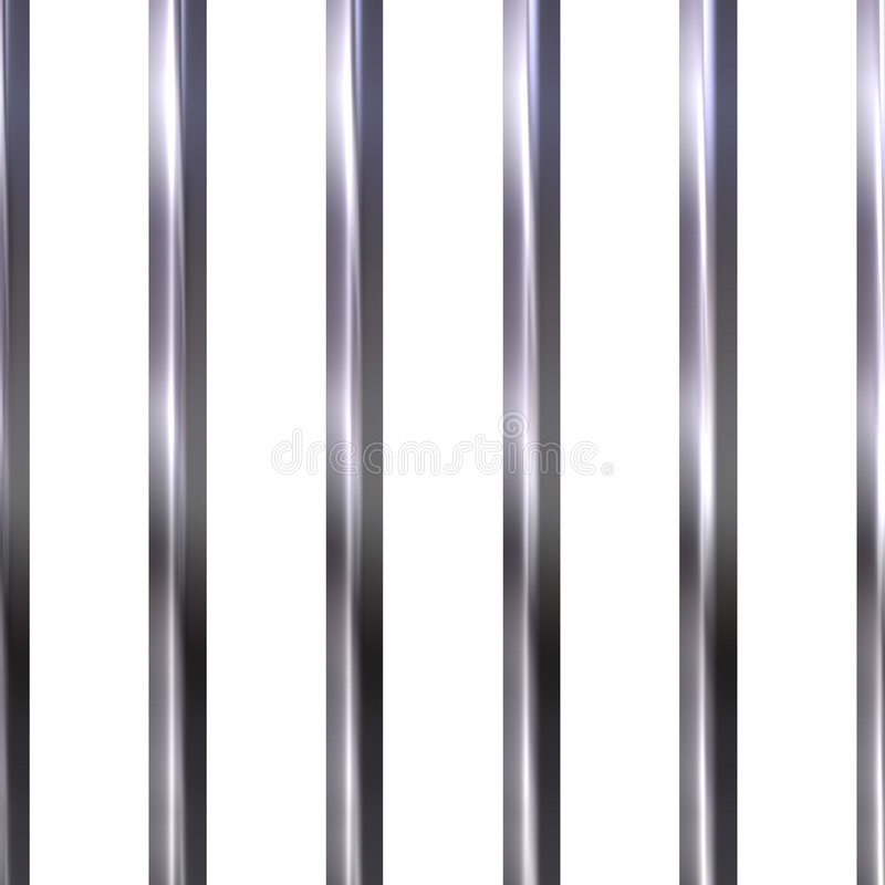 Prison Bars Stock Images