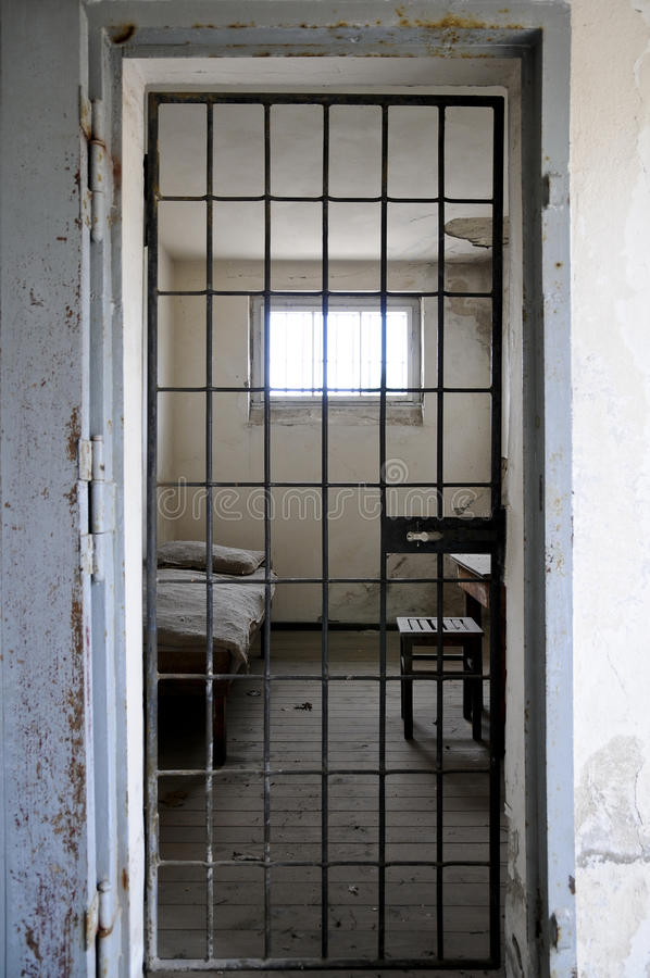 Free Prison Cell Stock Photography - 14133562