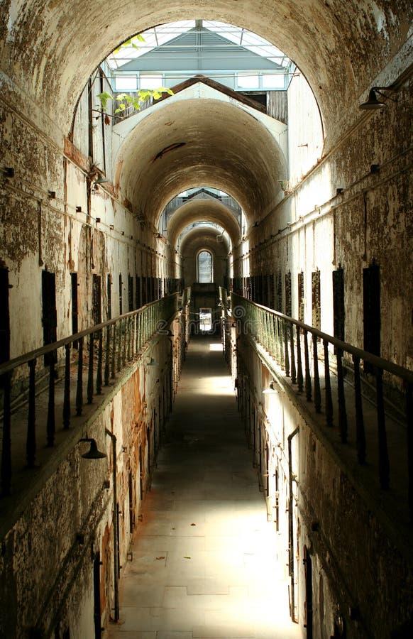 Download Prison cellblock stock image. Image of bars, institution - 10255321