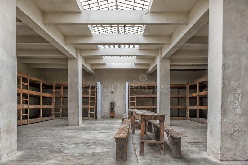 Prison commémorative de forteresse de Terezin petite photographie stock libre de droits