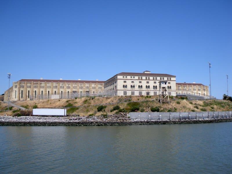 Prison d'État de San Quentin photo stock