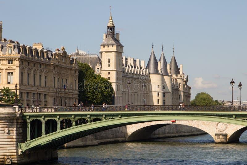 Prison de bastille à Paris images libres de droits
