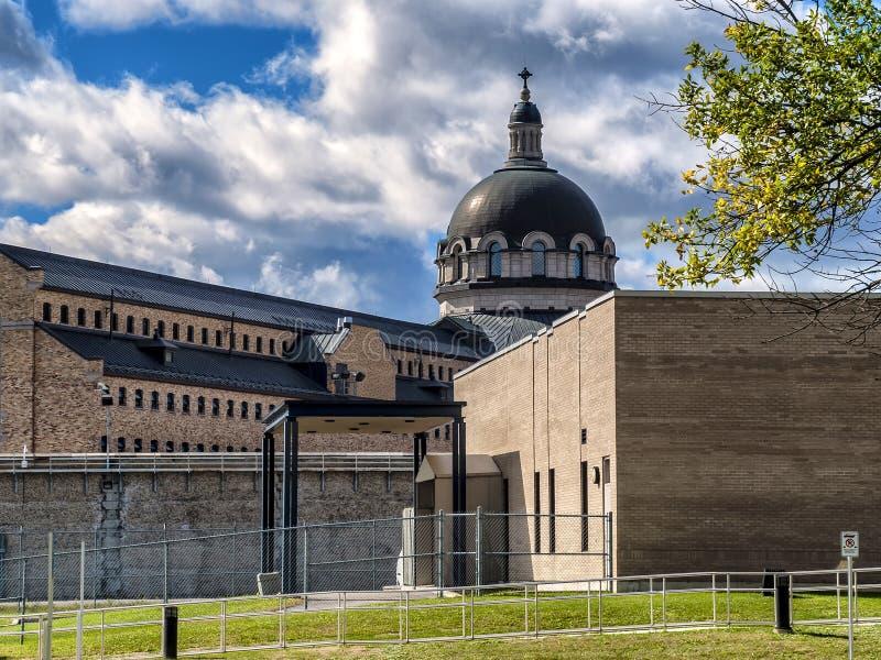Prison de Bordeaux photo libre de droits