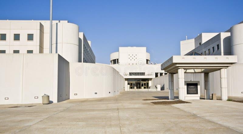 prison de construction photographie stock libre de droits
