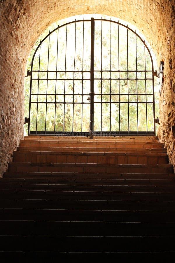Download Prison grunge photo stock. Image du cellule, antique - 45359464