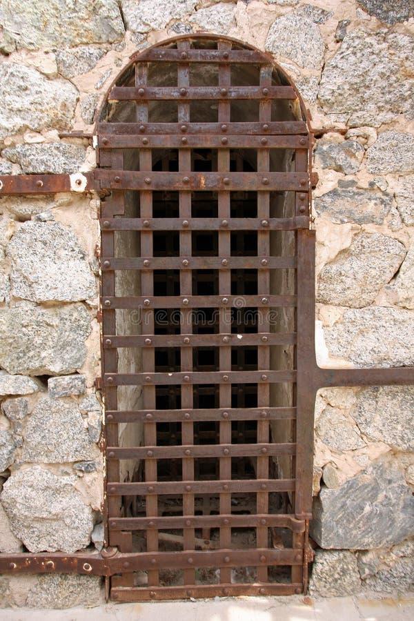 Download Prison Historique De Trappe De Cellules Image stock - Image du construction, intense: 8671365
