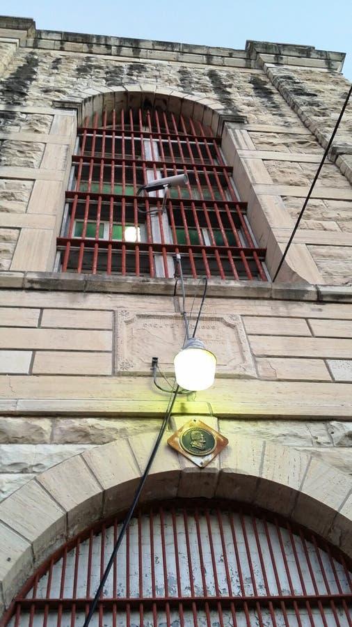 Prison Jefferson City d'état image libre de droits