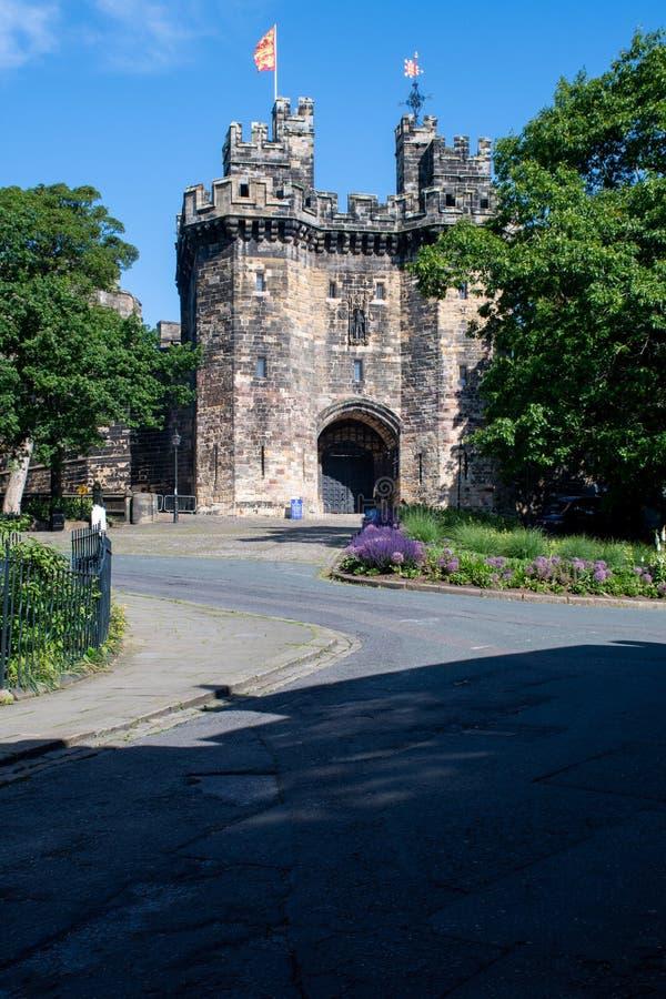 Prison Lancaster Castle immagini stock libere da diritti