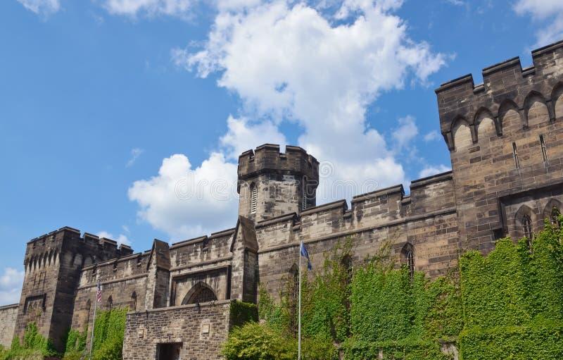 Prison orientale d'état images libres de droits