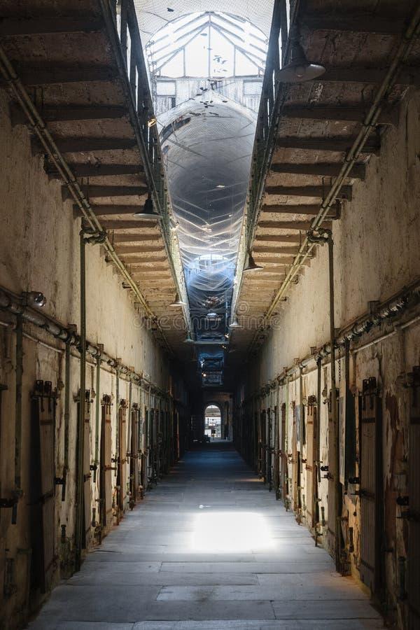 Prison orientale d'état photo libre de droits